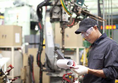 Produktionshelfer (m/w/d) im Bereich Nachbearbeitung